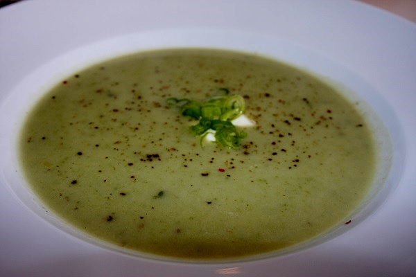Hardy Leek and Potato Soup