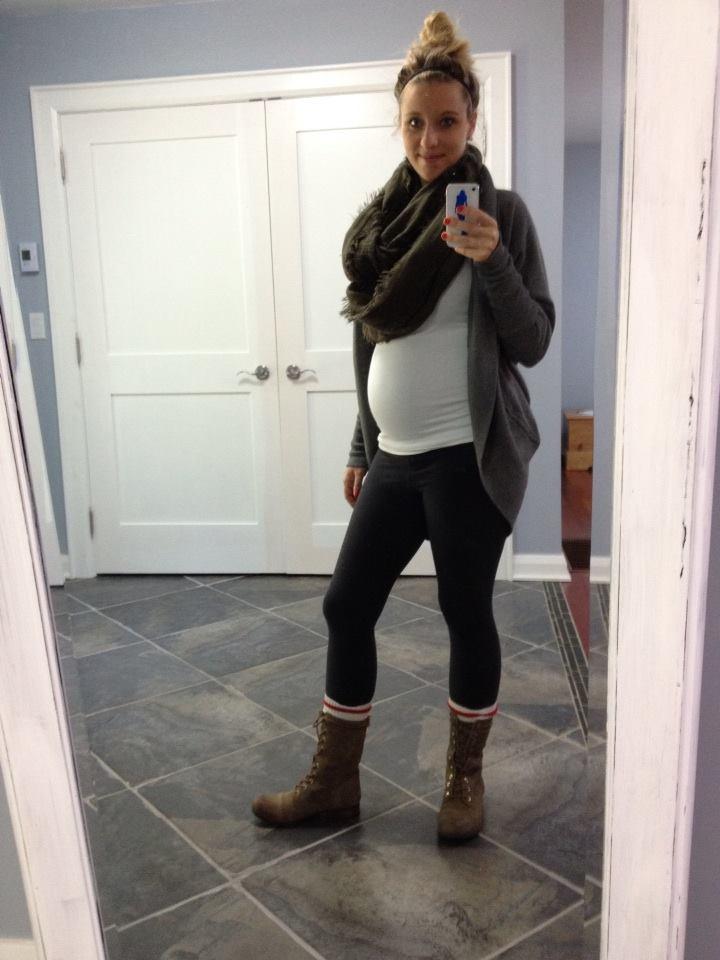 Pregnancy Update #1 (week 23) - The Northern Nest